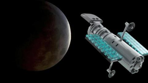 Nasa baut im Weltraum mit Lego