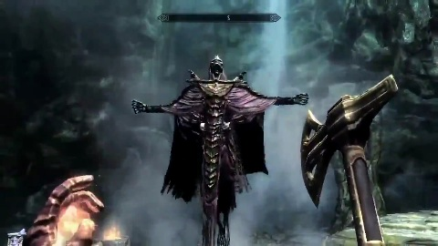 The Elder Scrolls 5 Skyrim - Gameplay-Demo