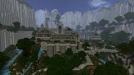 Mittelerde in Minecraft nachgebaut