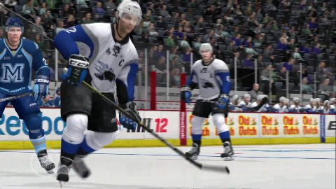 NHL 12 - Trailer (Be-A-Pro-Modus)