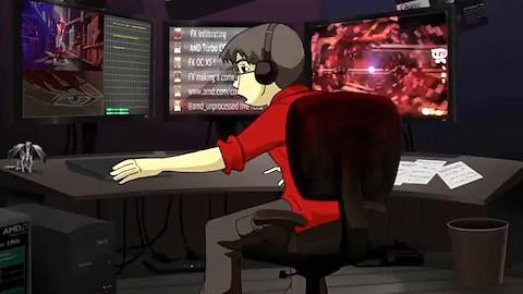 AMDs Trailer zu Operation Scorpius