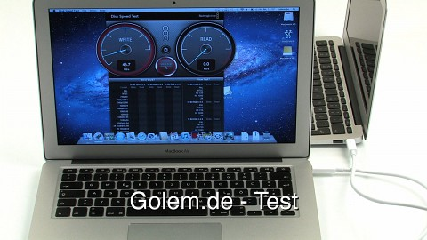 Macbook Air (Mitte 2011) - Test