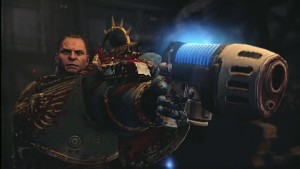 Warhammer 40K Space Marine - Trailer (Cinematic)