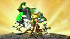 Ratchet and Clank All 4 One - Trailer (Waffen)