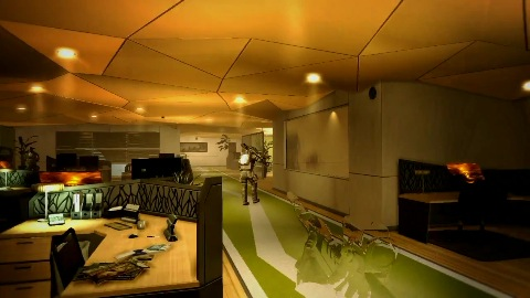 Stealth-Action in Deus Ex Human Revolution