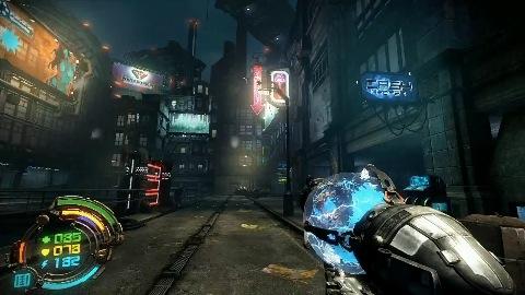Hard Reset - Trailer (Gameplay)