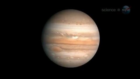 Nasa über das Innere des Jupiters