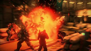 Gears of War 3 - Gameplay (Horde 2.0)