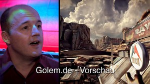 Rage - Vorschau und Interview mit Tim Willits