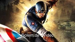 Captain America Super Soldier - Gameplay