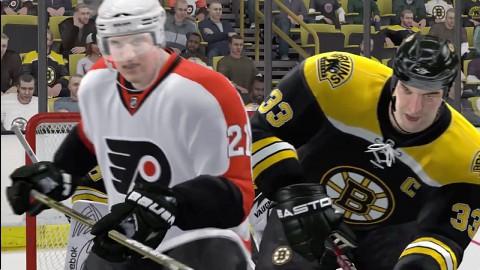 NHL 12 - Entwicklertagebuch (Zweikämpfe)