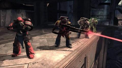 Warhammer 40K Space Marine - Trailer (Multiplayer)