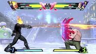 Ultimate Marvel vs. Capcom 3 - Die Charaktere