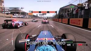 F1 2011 - Gameplay vom August 2011