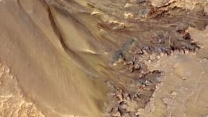 Nasa über flüssiges Wasser auf dem Mars