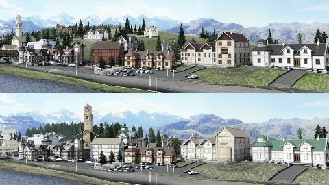 Forza Motorsport 4 - Making of (Die Alpen)