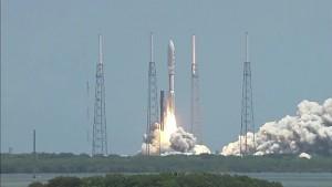 Juno - Start der Nasa-Mission zum Jupiter