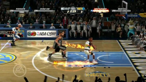 NBA Jam On Fire Edition - Trailer (Gameplay)