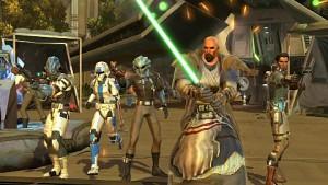 Star Wars The Old Republic - Jedi-Botschafter