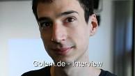 Martin Gräßlin von KDE - Desktop Summit 2011