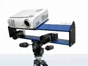 3D3 Solutions zeigt seinen HDI-3D-Scanner