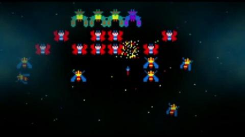 Galaga Legions DX - Trailer (Launch)