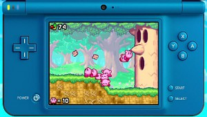 Kirby Mass Attack - Trailer (Gameplay)