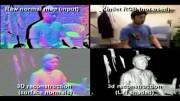 Kinect Fusion auf der Siggraph 2011