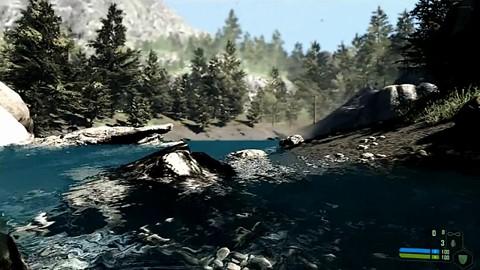 Extreme Mod für Crysis - Grafikdemo