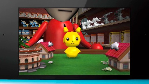 Pokemon Rumble Blast - Trailer (Gameplay)