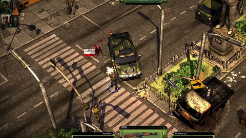 Jagged Alliance Online - Trailer (Gamescom 2011)