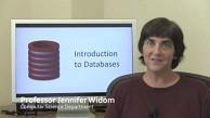Jennifer Widom über Einführung in Datenbanken