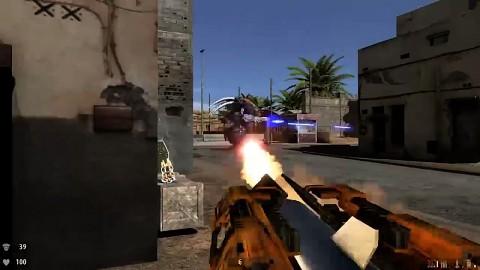 Serious Sam 3 BFE - Gameplay (Gamescom 2011)
