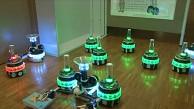 Swarmanoid - Roboter klauen ein Buch