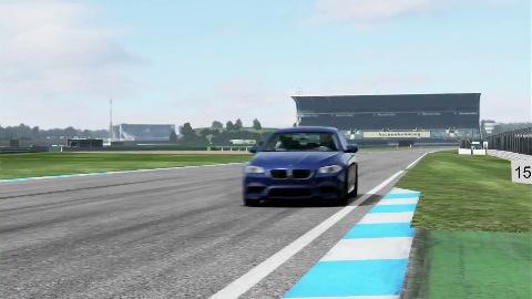 Forza Motorsport 4 - Making of (Hockenheim)