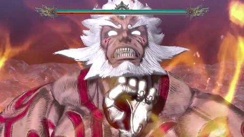 Asura's Wrath - Trailer (Gamescom 2011, Gameplay)