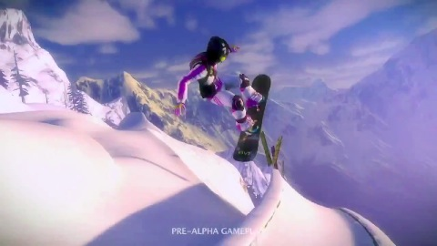 SSX - Trailer (Gamescom 2011, Gameplay)