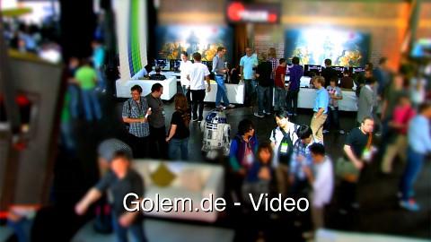 Microsoft Play Day - Überblick - Gamescom 2011