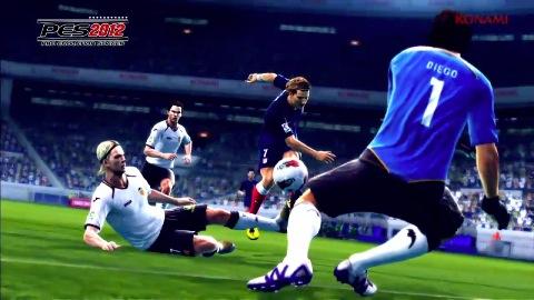 Pro Evolution Soccer 2012 - Trailer (Gamescom 2011)