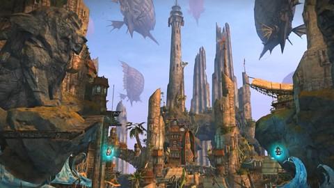 Guild Wars 2 - Trailer (Gamescom 2011)