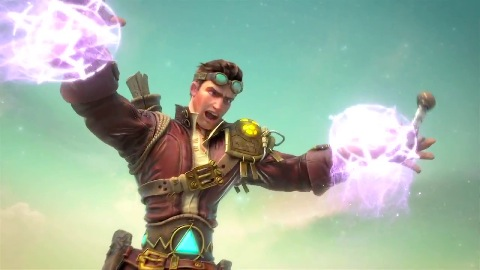 Wildstar - Trailer (Gamescom 2011, Ankündigung)