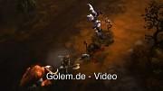 Diablo 3 - alle Klassen in Aktion (Gamescom 2011)