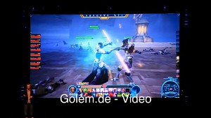 Star Wars The Old Republic - 8 Min. Gameplay-Demo