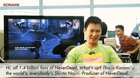 Neverdead - Gameplay-Demo (Gamescom 2011)