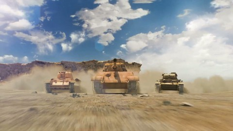 World of Tanks - Trailer (Gamescom 2011)