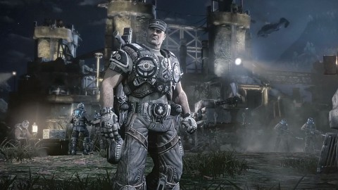 Gears of War 3 - die komplette Introsequenz