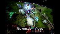 Dota 2 - Turnier-Gameplay von der Gamescom 2011