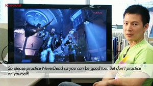 Neverdead - Gameplay (Gamescom 2011, Teil 3)