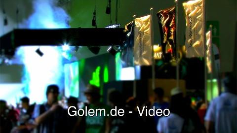 Gamescom 2011 - Eindrücke aus den Besucherhallen