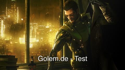 Deus Ex Human Revolution - Test